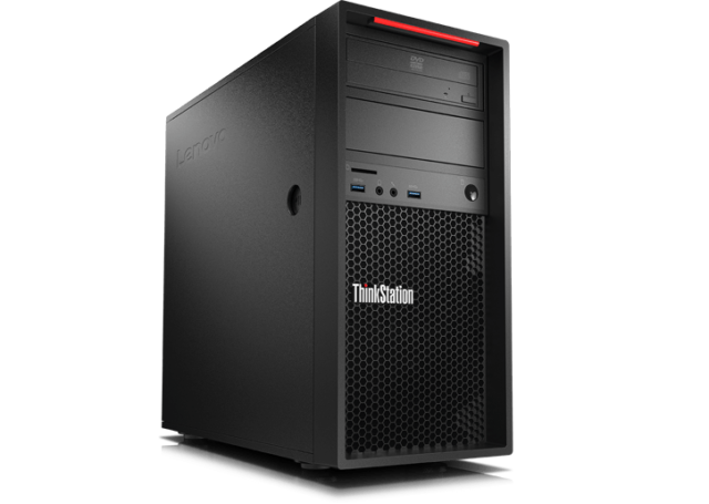 Lenovo Kaby Lake powered ThinkStation P410