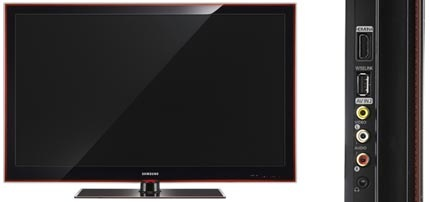 samsung unveiled the series 8 lcd tv pinoy tech blog tech news and reviews philippines. Black Bedroom Furniture Sets. Home Design Ideas