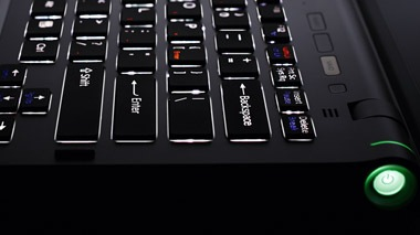 Backlit Keys