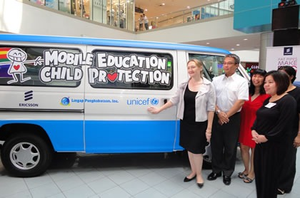 Mobile Education Van