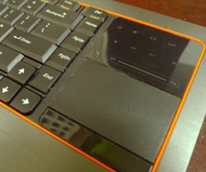 Lenovo IdeaCentre A600 TouchPad