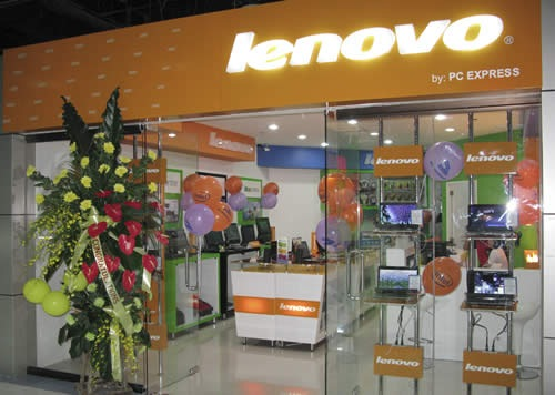 Lenovo Exclusive Store Festival Mall