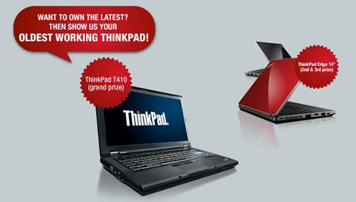 thinkpad quest