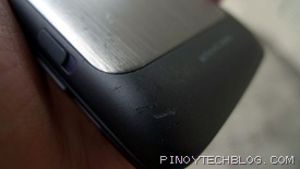 HTC Desire Z Tough Screen