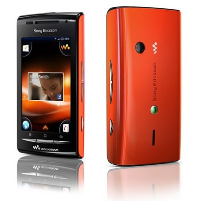 Sony Ericsson Launches First Android Smartphone with ...