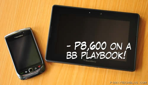 bb playbook discount
