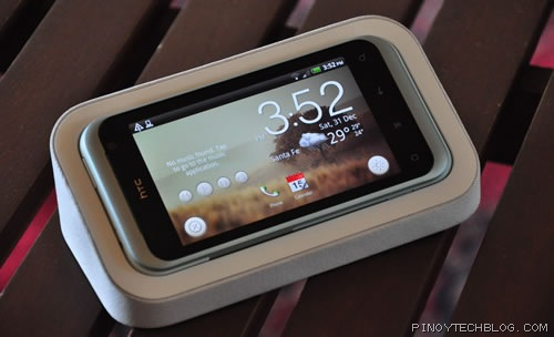 htc rhyme dock