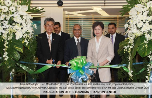 Cognizant 2nd delivery center