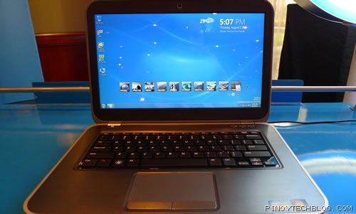 Dell Inspiron 14z display