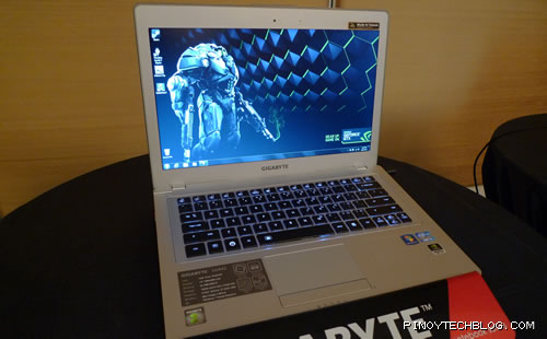 Gigabyte U2442V Ultrabook THX TruStudioPRO Drivers for Windows XP