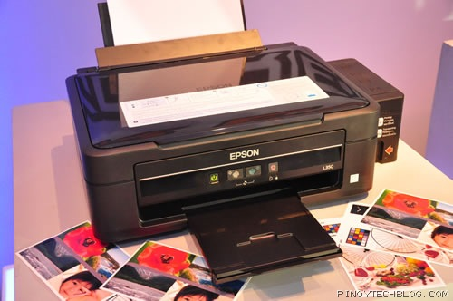 Epson Launches New L Series Ink Tank System Printers