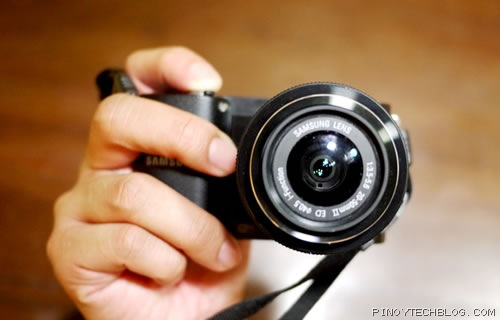 Samsung NX1000 Mirrorless WiFi-enabled Camera Review