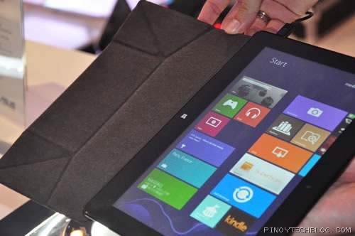 Asus VivoTab Smart, your tablet-only Windows 8 device