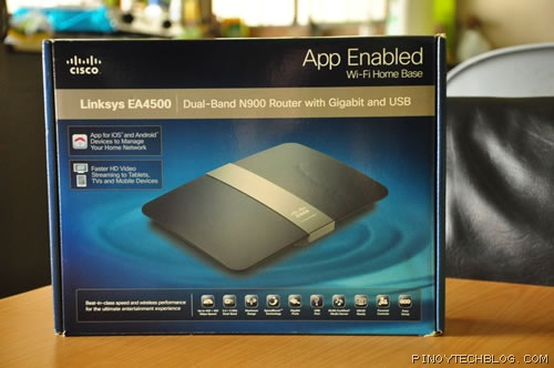 Cisco Linksys EA4500 Review, the Smart Wi-Fi Router