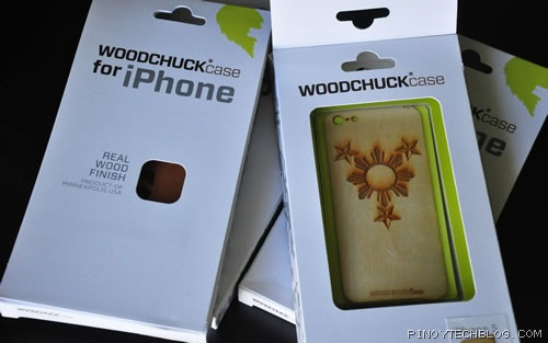 Woodchuck Case iPhone 5 1