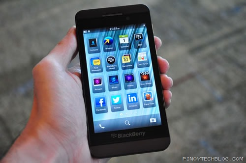 BlackBerry Z10 01