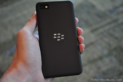 BlackBerry Z10 05