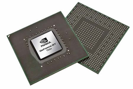 NVIDIA GeForce 700M