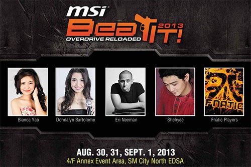MSI-Beat-It