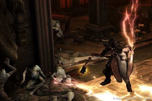 Diablo 3 expansion announced, new character and increased