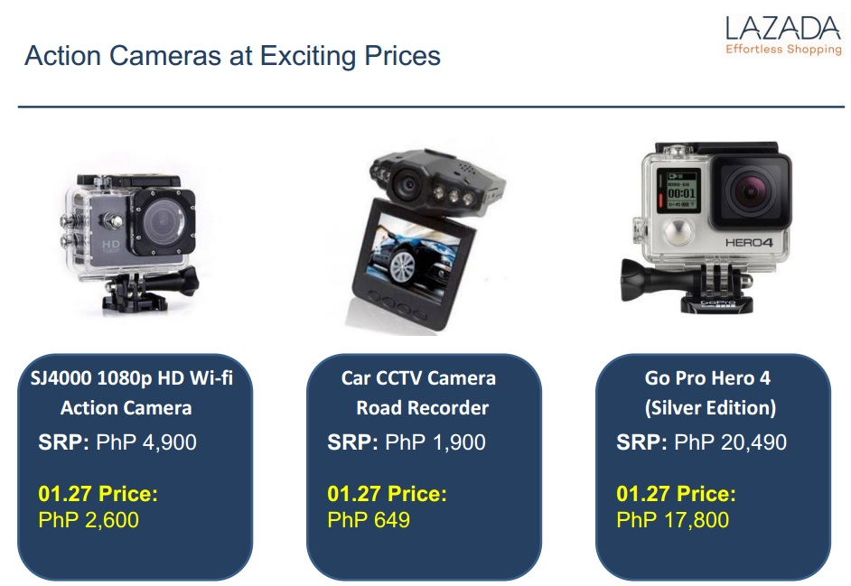 Get The SJ4000 1080p HD W Fi Action Camera For Php 2600 GoPro Hero 4
