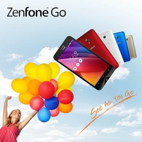 ASUS ZenFone Go ZC500TG Priced At Php 5995 Hitting Store