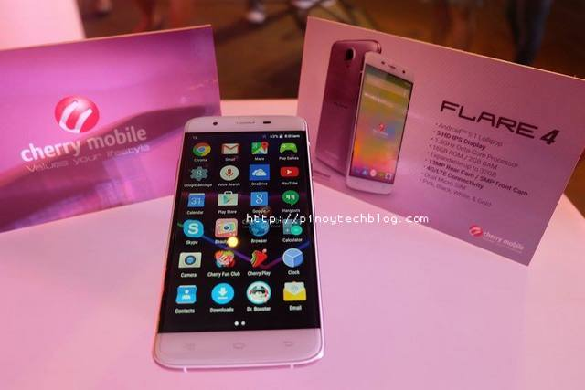 Cherry Mobile Flare 4, Flare S4 and Flare S4 Plus (8)