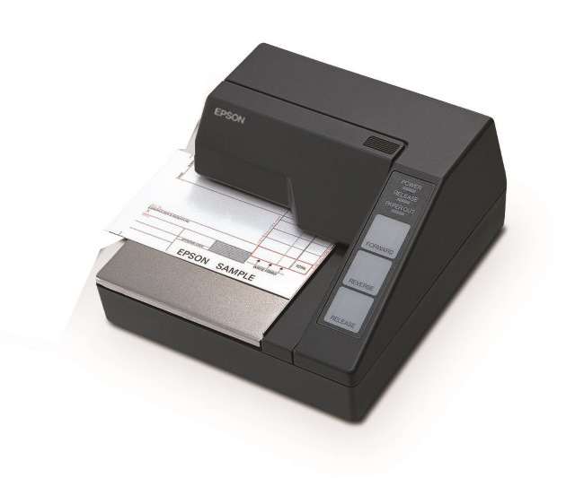 Epson TM-U295 dot matrix POS printer