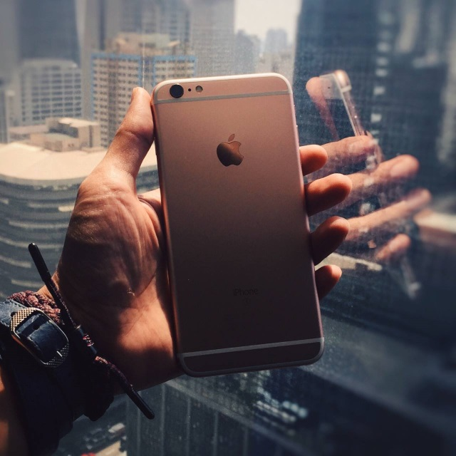 Rose Gold iPhone 6s Smart Philippines