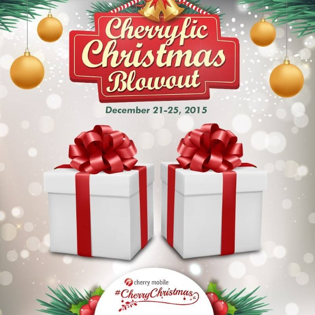 Cherry Mobile's Christmas Sale happening on December 21 to ...