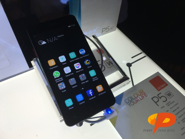 Gionee P5w philippines