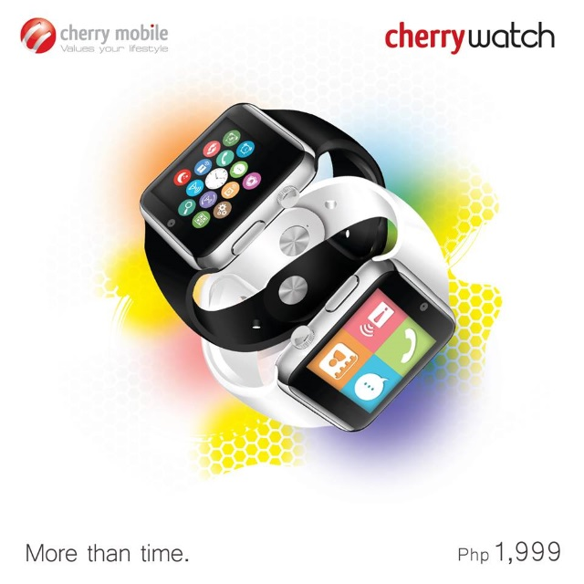 cherry watch