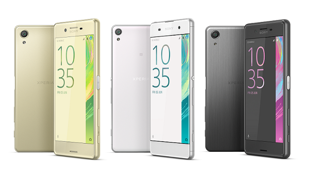 Sony Xperia X and Sony Xperia XA and Sony Xperia X Performance