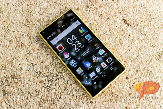 Sony Xperia Z5 Compact Front