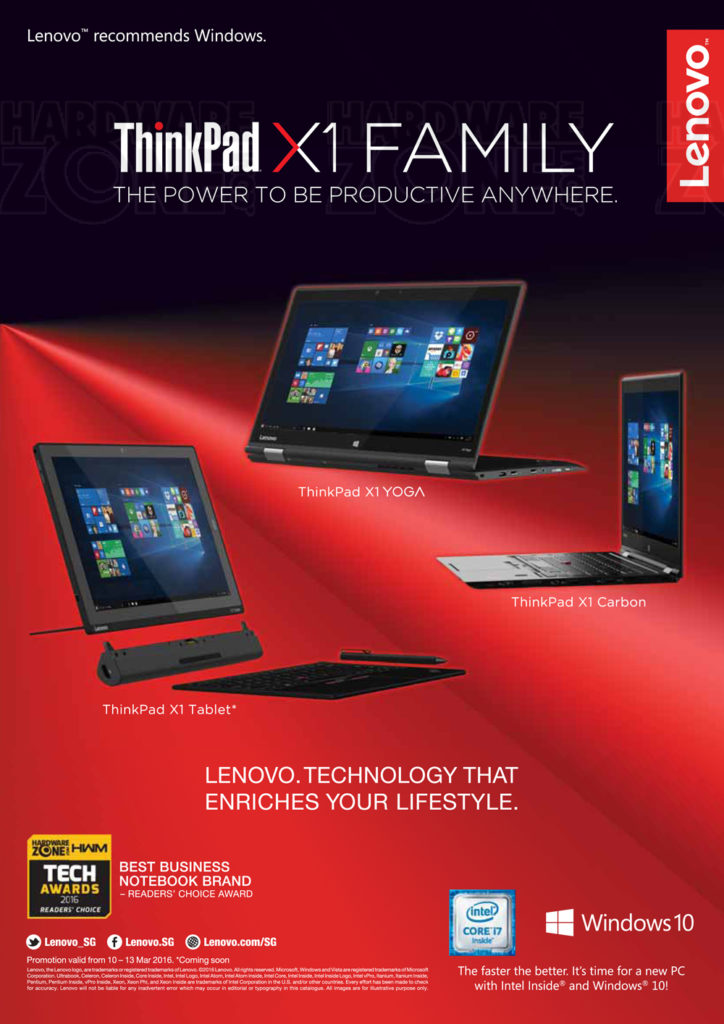 lenovo thinkpad flyers