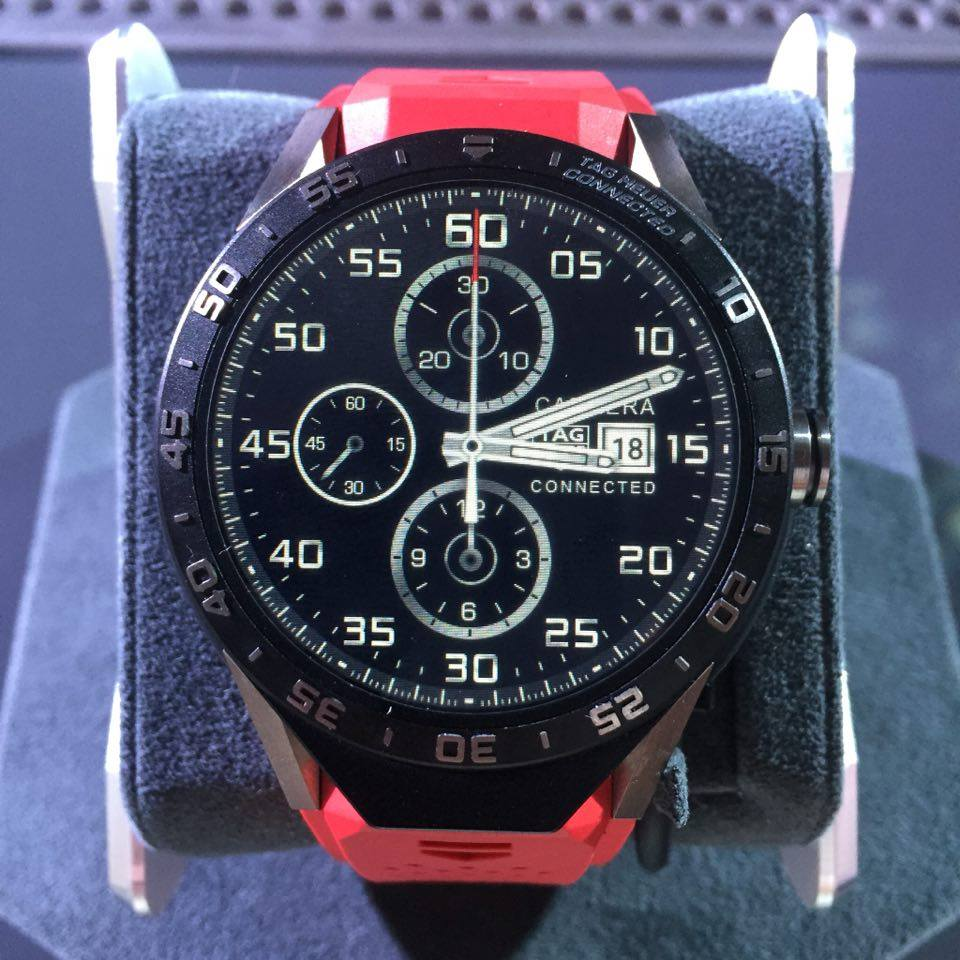 TAG Heuer Connected Watch 3
