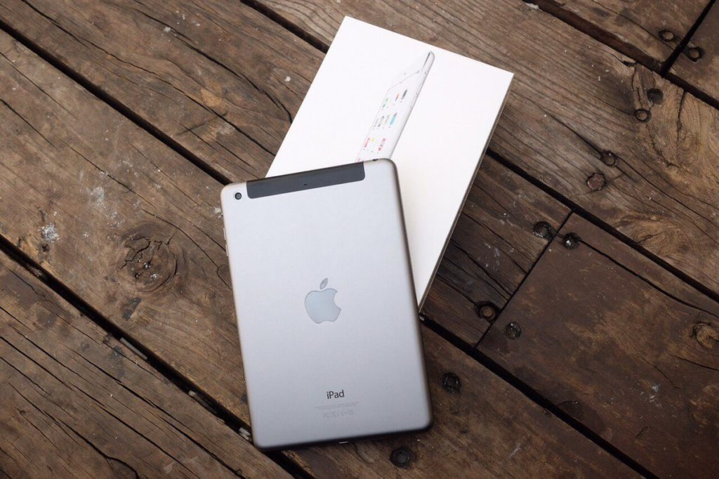 Smart Bro and iPad Mini