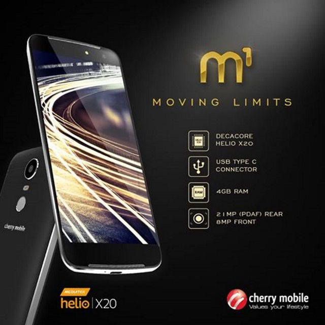cherry mobile m1 deca core