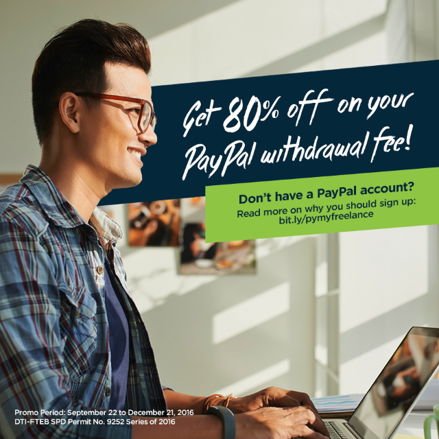 Link Your PayMaya to PayPal for 80 Percent Off Your Withdrawal Fee