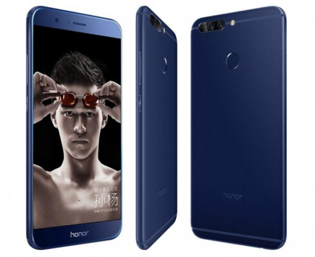 Honor V9 Body View