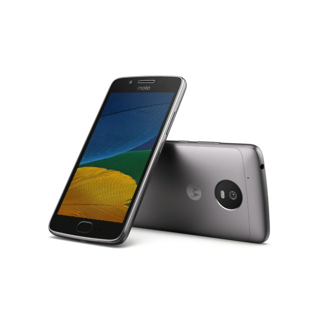 Moto G5 front image