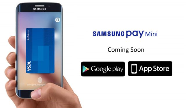 Samsung Pay mini Promotion