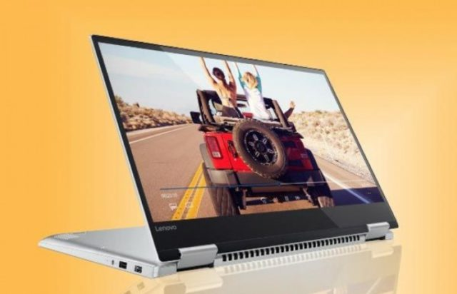 Lenovo Yoga 720 and Yoga 520 video share sample