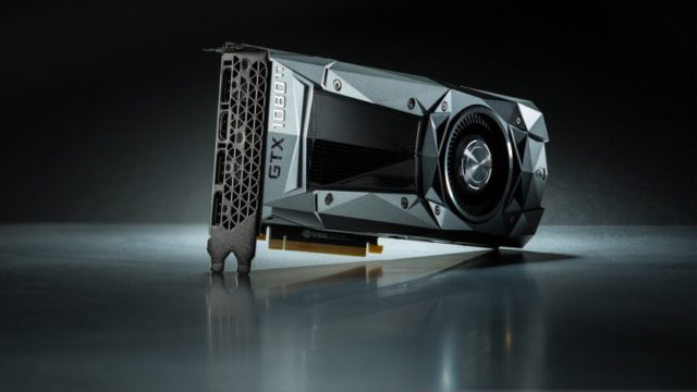NVIDIA GeForce GTX 1080 Ti Photo