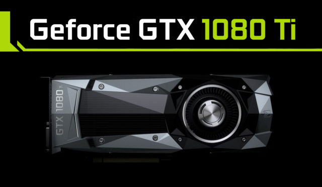 NVIDIA GeForce GTX 1080 Ti Picture