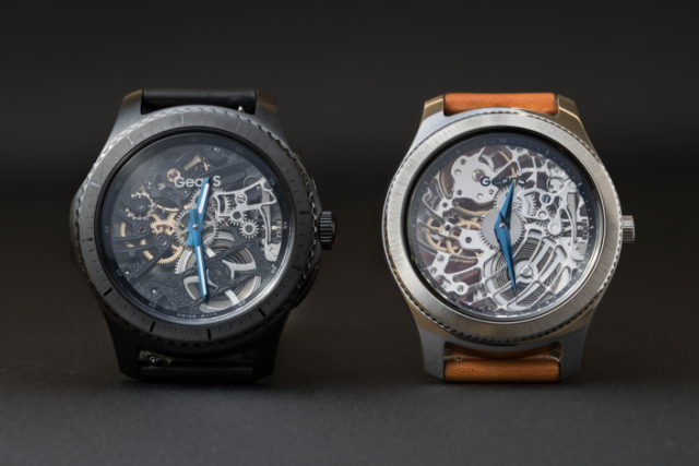 Samsung at baselworld 2017 Concept watch