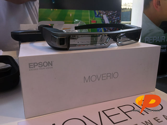 Epson Philippines Launches Augmented Reality Smart Glass Moverio BT-300