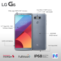 LG G6 Philippines Price and Specs Preorders Open Starting April 17