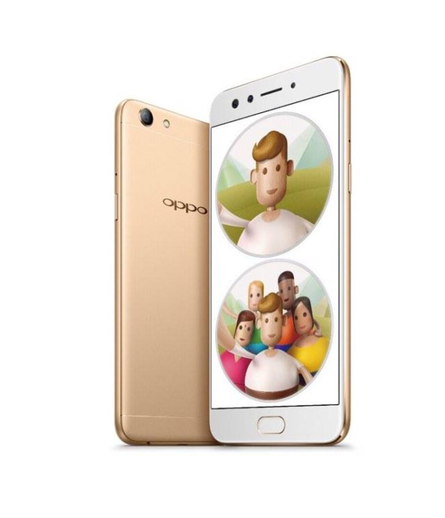 The Oppo F3 Price Groufie Phone