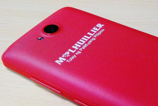 A Custom MLhuillier Smartphone by Starmobile